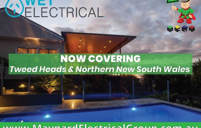 We Now Cover Tweed Heads | Maynard Electrical Group & Wet Electrical cover a large area with a host of electricians in Brisbane | Gold Coast | Tweed